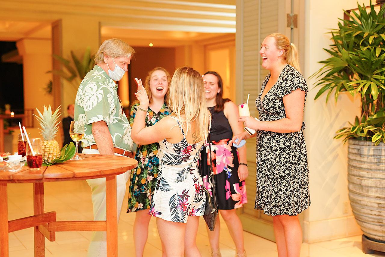 Kendra Pete Four Seasons Maui Welcome Party 061