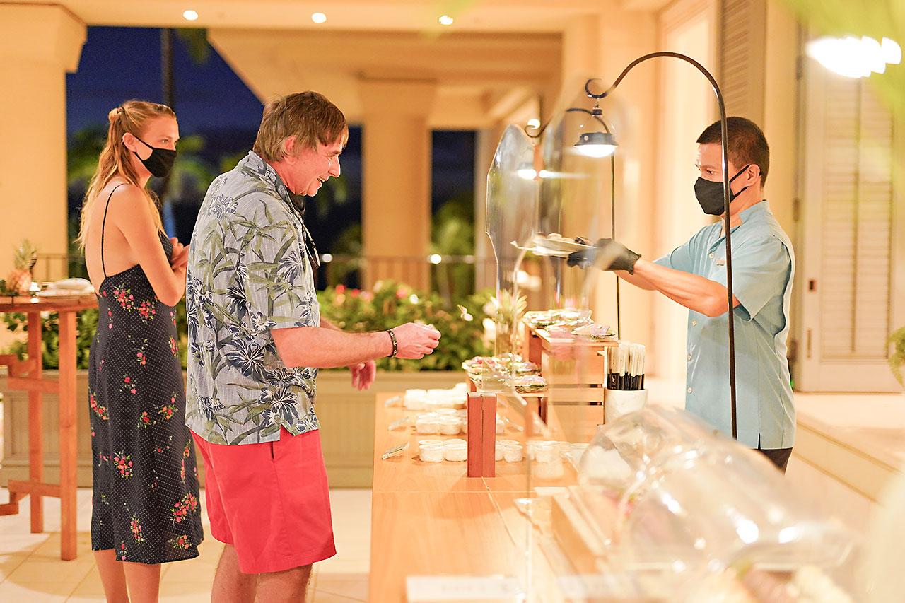 Kendra Pete Four Seasons Maui Welcome Party 059