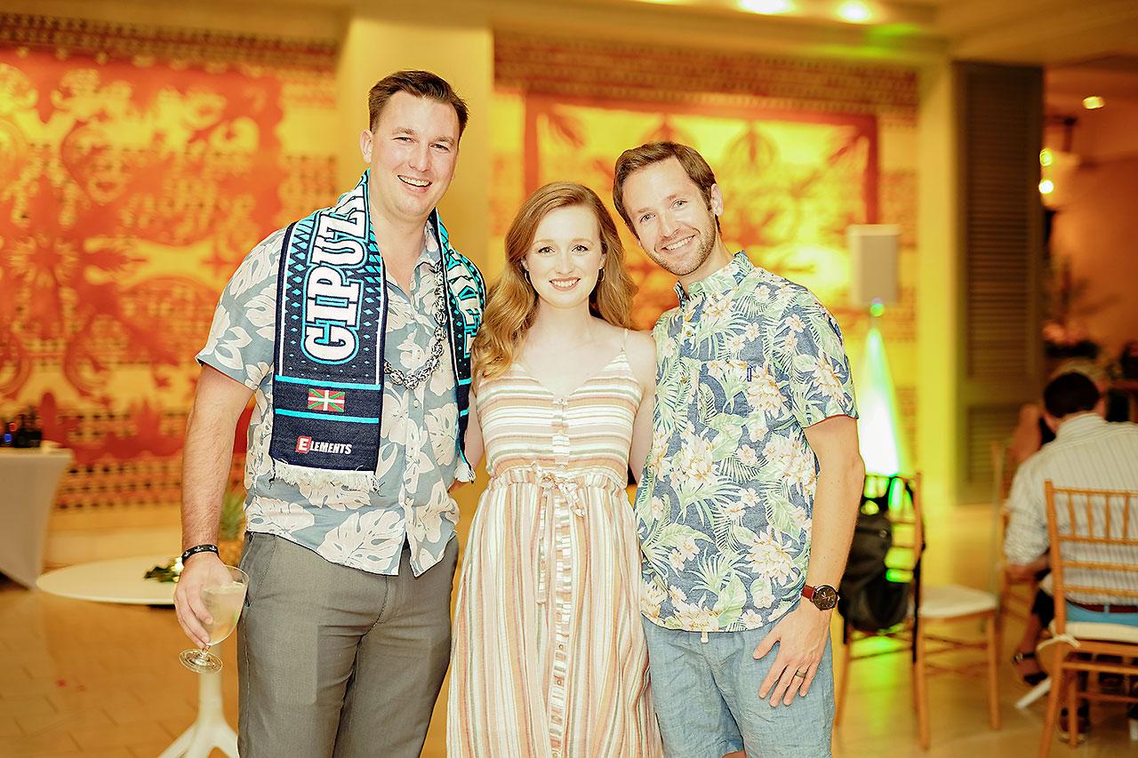 Kendra Pete Four Seasons Maui Welcome Party 056