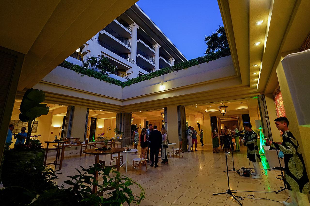Kendra Pete Four Seasons Maui Welcome Party 049