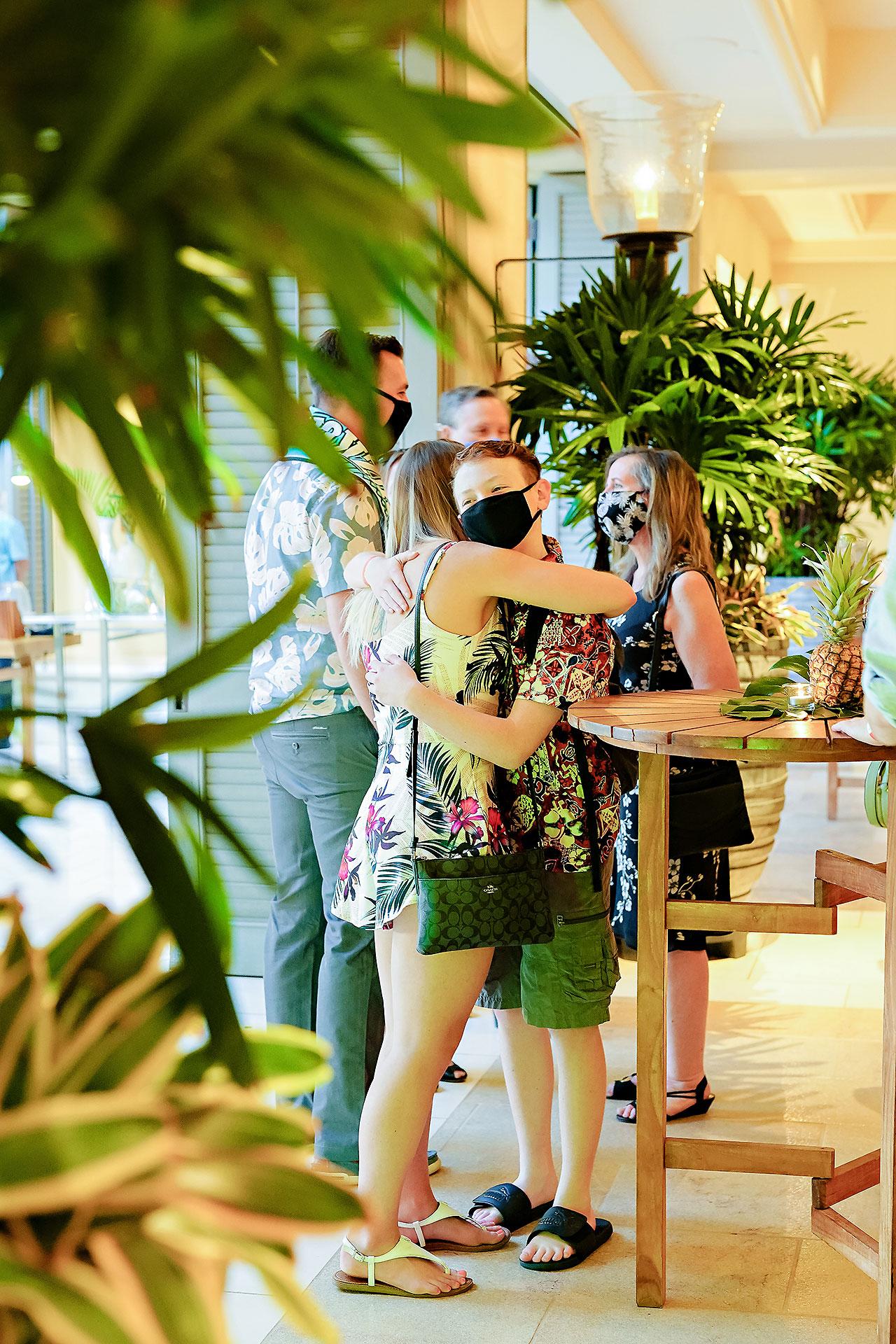 Kendra Pete Four Seasons Maui Welcome Party 025