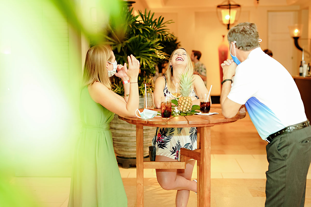 Kendra Pete Four Seasons Maui Welcome Party 015