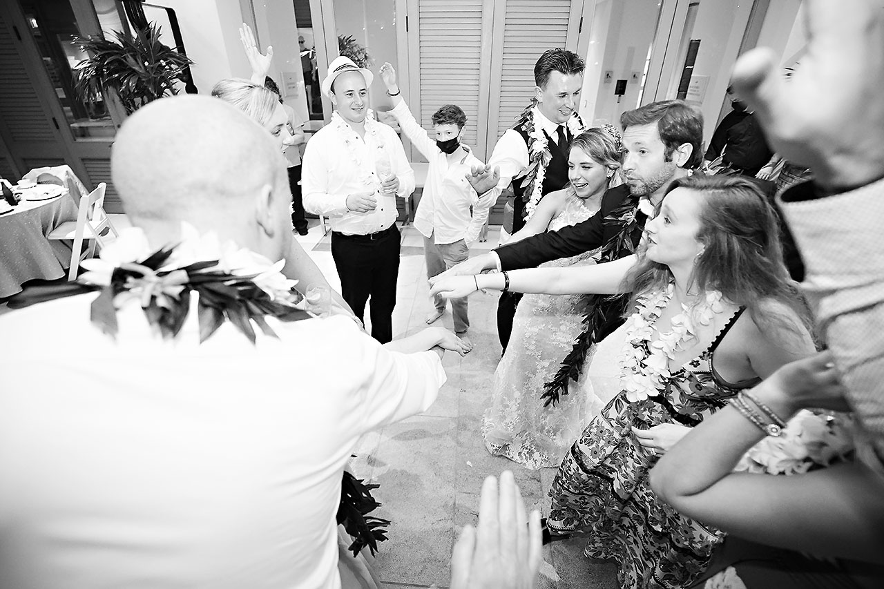Kendra Pete Four Seasons Maui Wedding 373