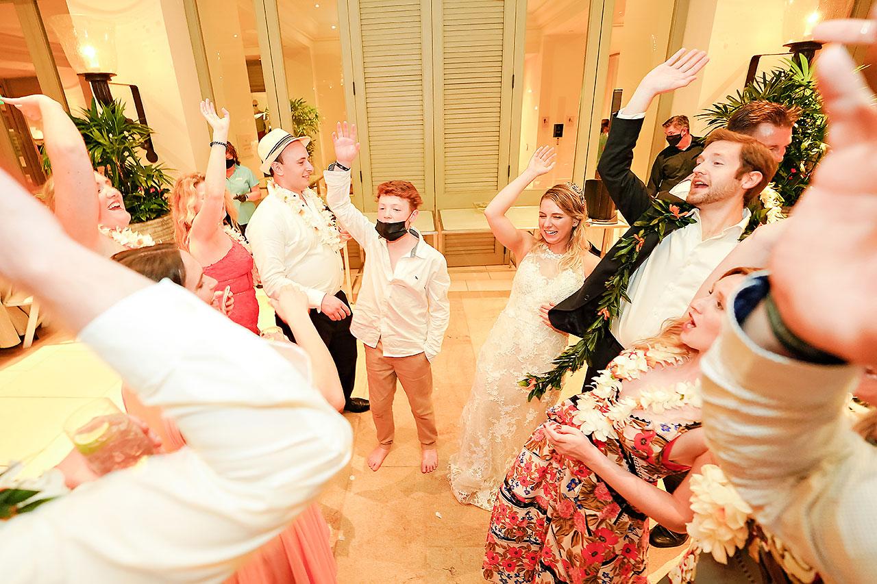 Kendra Pete Four Seasons Maui Wedding 374