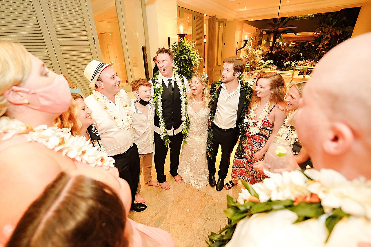 Kendra Pete Four Seasons Maui Wedding 371