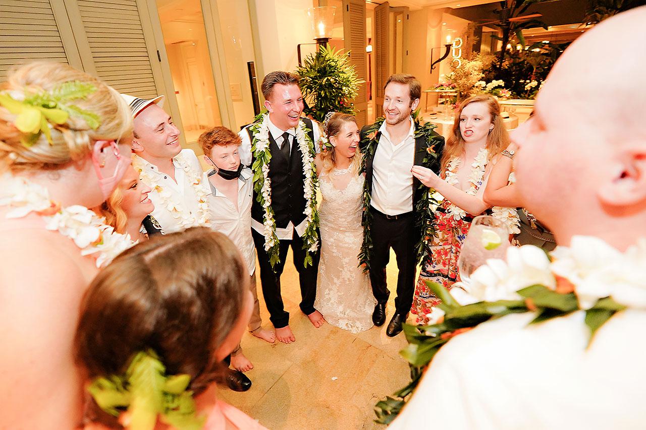Kendra Pete Four Seasons Maui Wedding 372