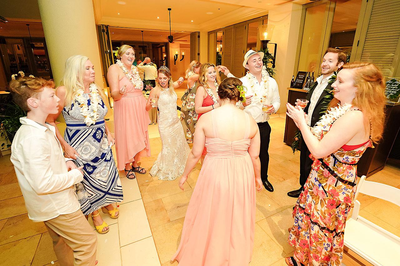 Kendra Pete Four Seasons Maui Wedding 369