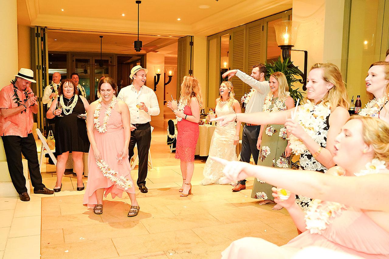 Kendra Pete Four Seasons Maui Wedding 363