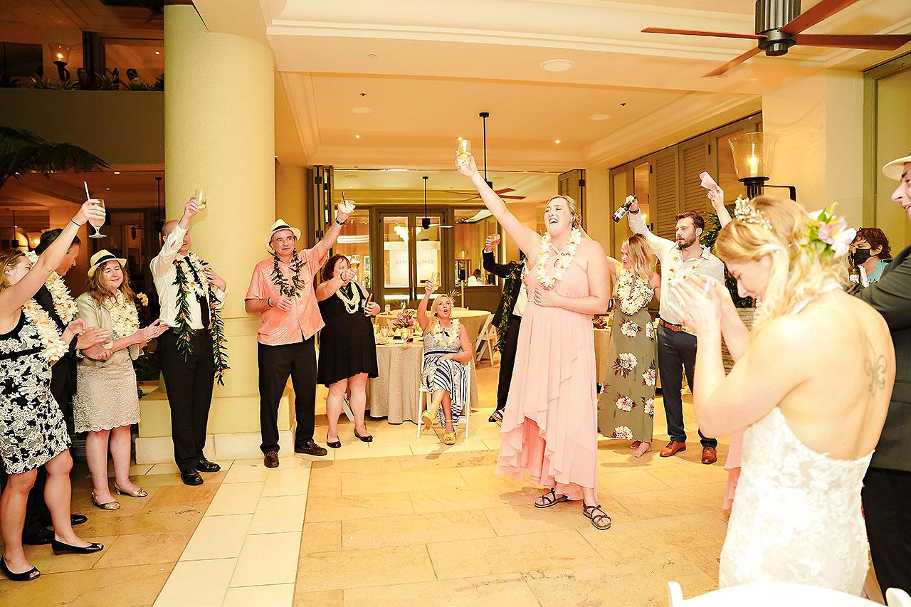 Kendra Pete Four Seasons Maui Wedding 360