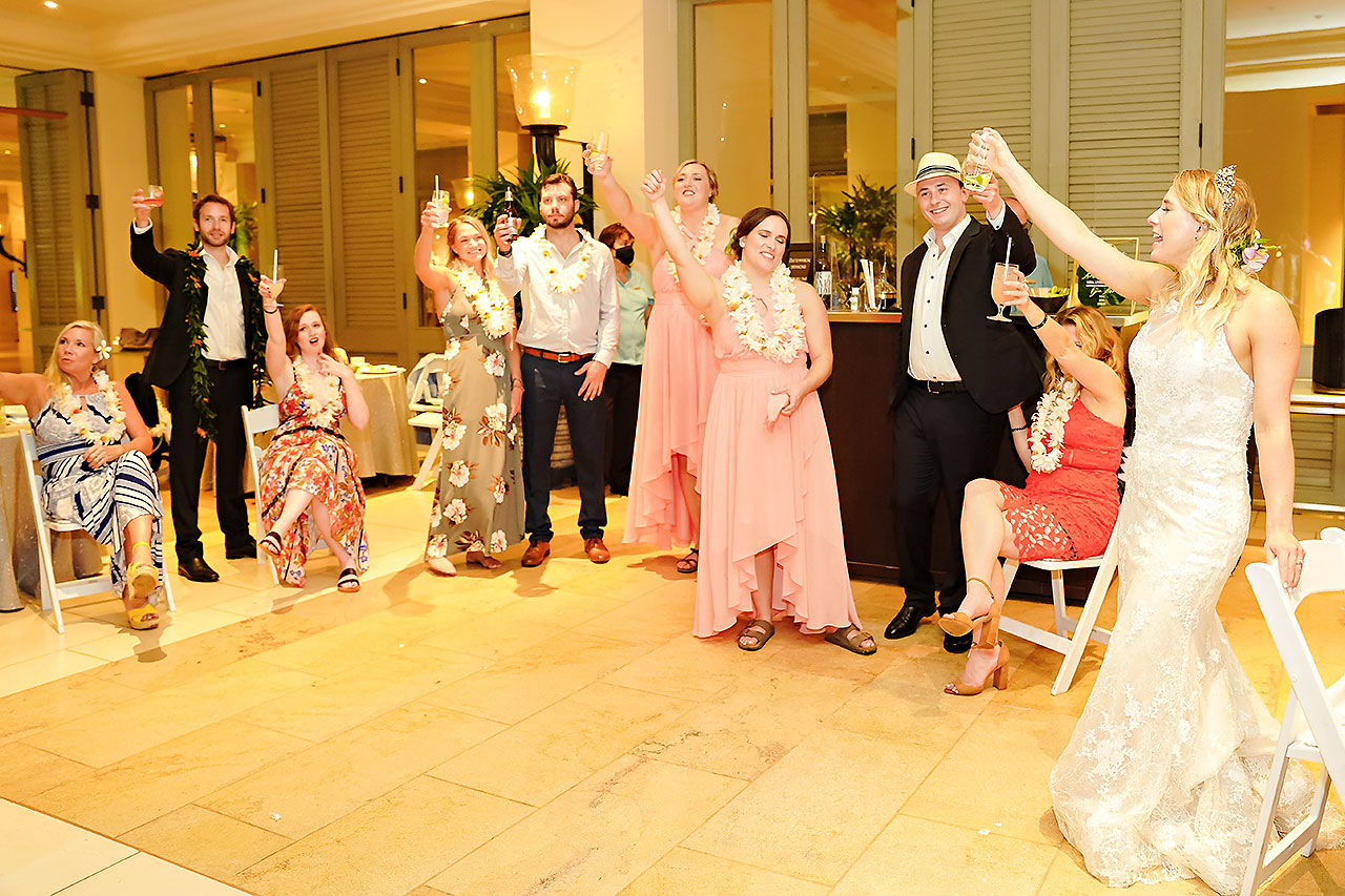 Kendra Pete Four Seasons Maui Wedding 361