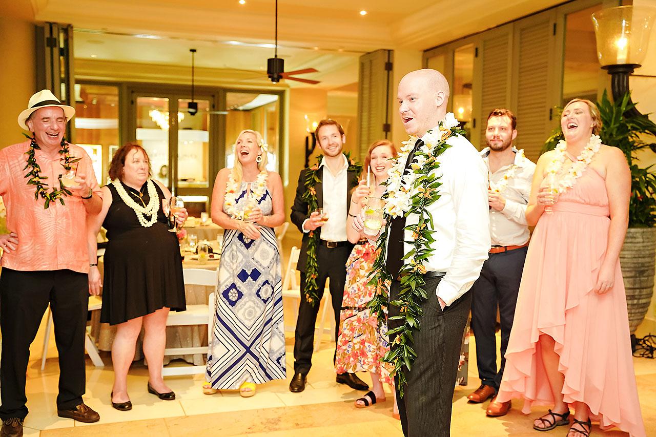Kendra Pete Four Seasons Maui Wedding 357