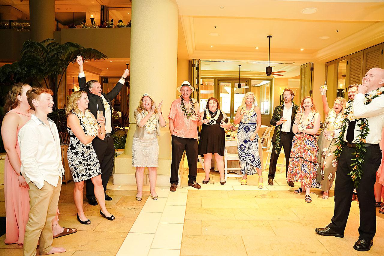 Kendra Pete Four Seasons Maui Wedding 358