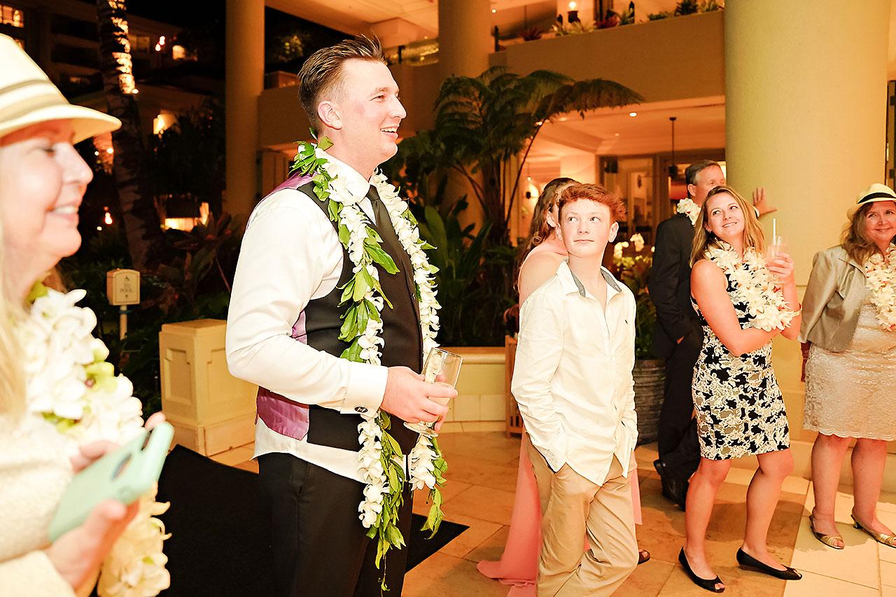 Kendra Pete Four Seasons Maui Wedding 356
