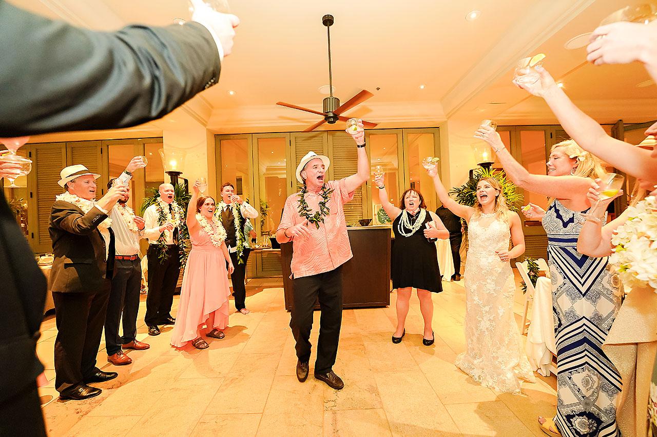Kendra Pete Four Seasons Maui Wedding 348