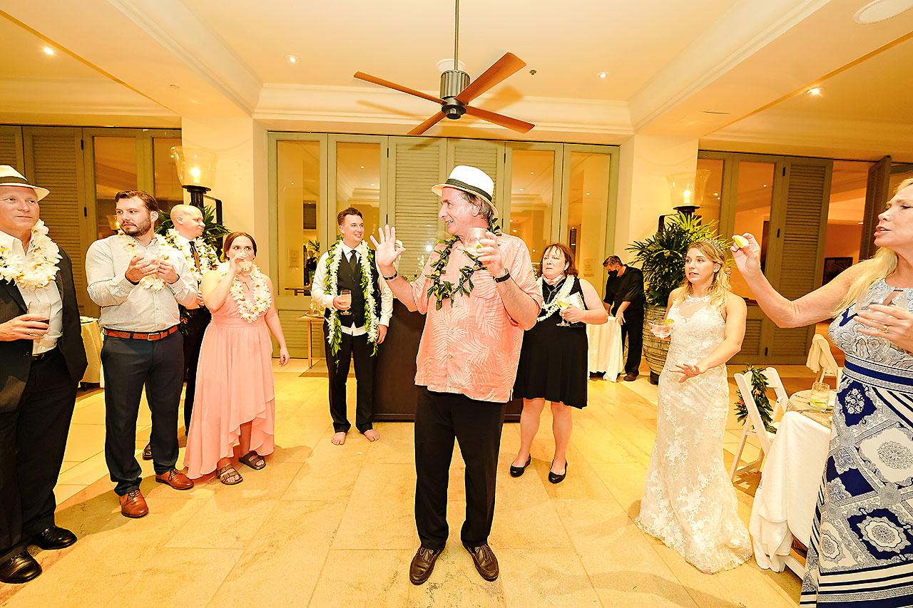 Kendra Pete Four Seasons Maui Wedding 347