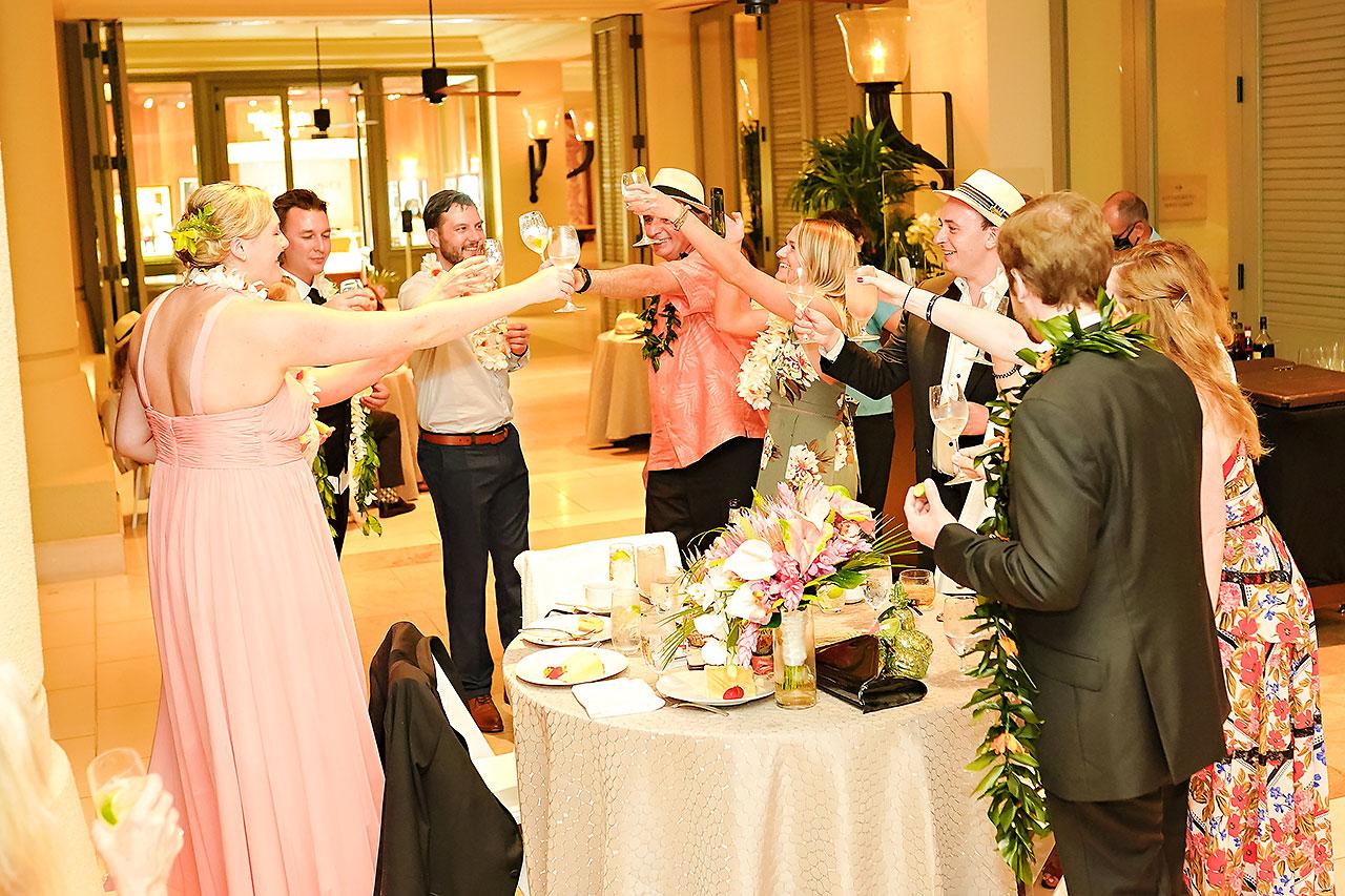 Kendra Pete Four Seasons Maui Wedding 346