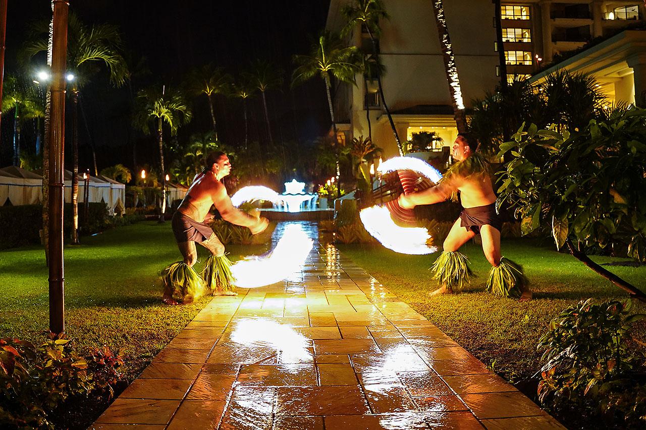Kendra Pete Four Seasons Maui Wedding 343