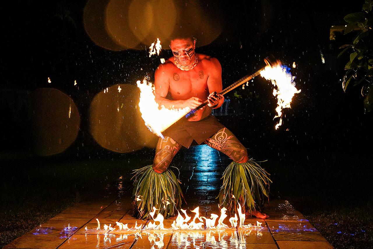 Kendra Pete Four Seasons Maui Wedding 340