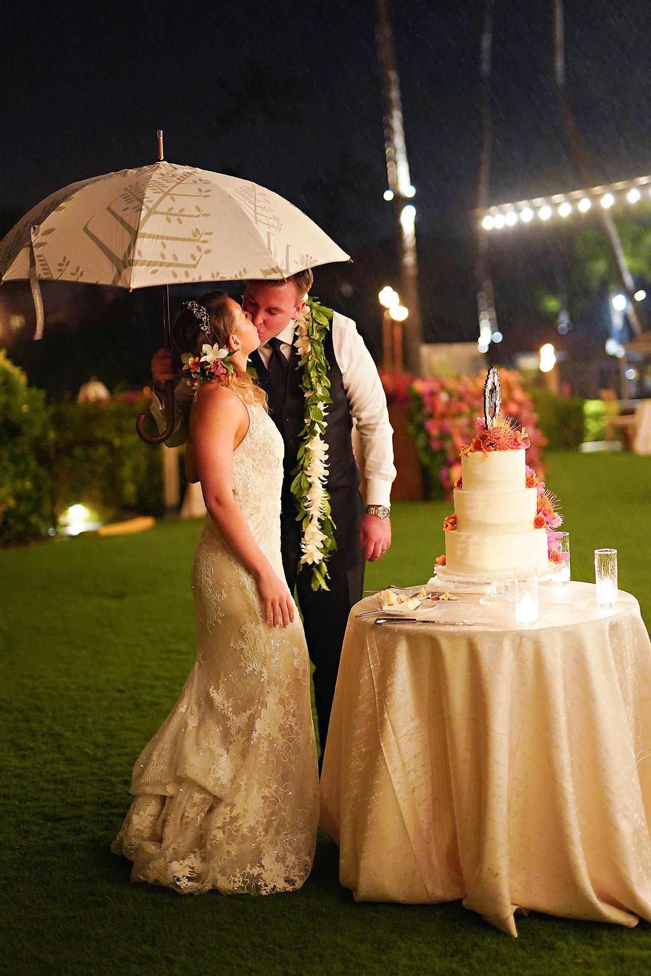 Kendra Pete Four Seasons Maui Wedding 318