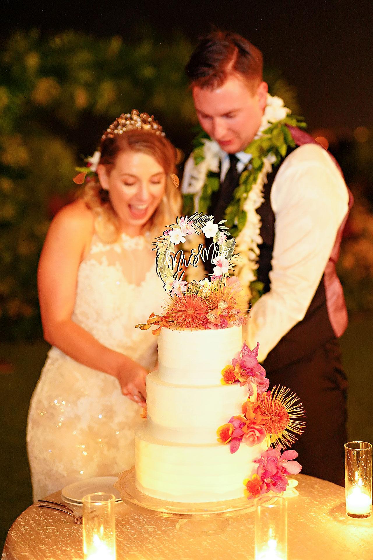 Kendra Pete Four Seasons Maui Wedding 317