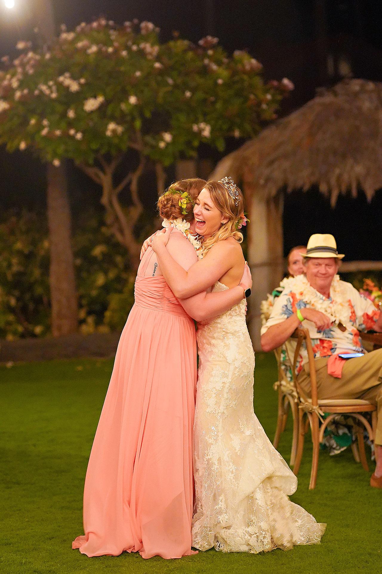 Kendra Pete Four Seasons Maui Wedding 313