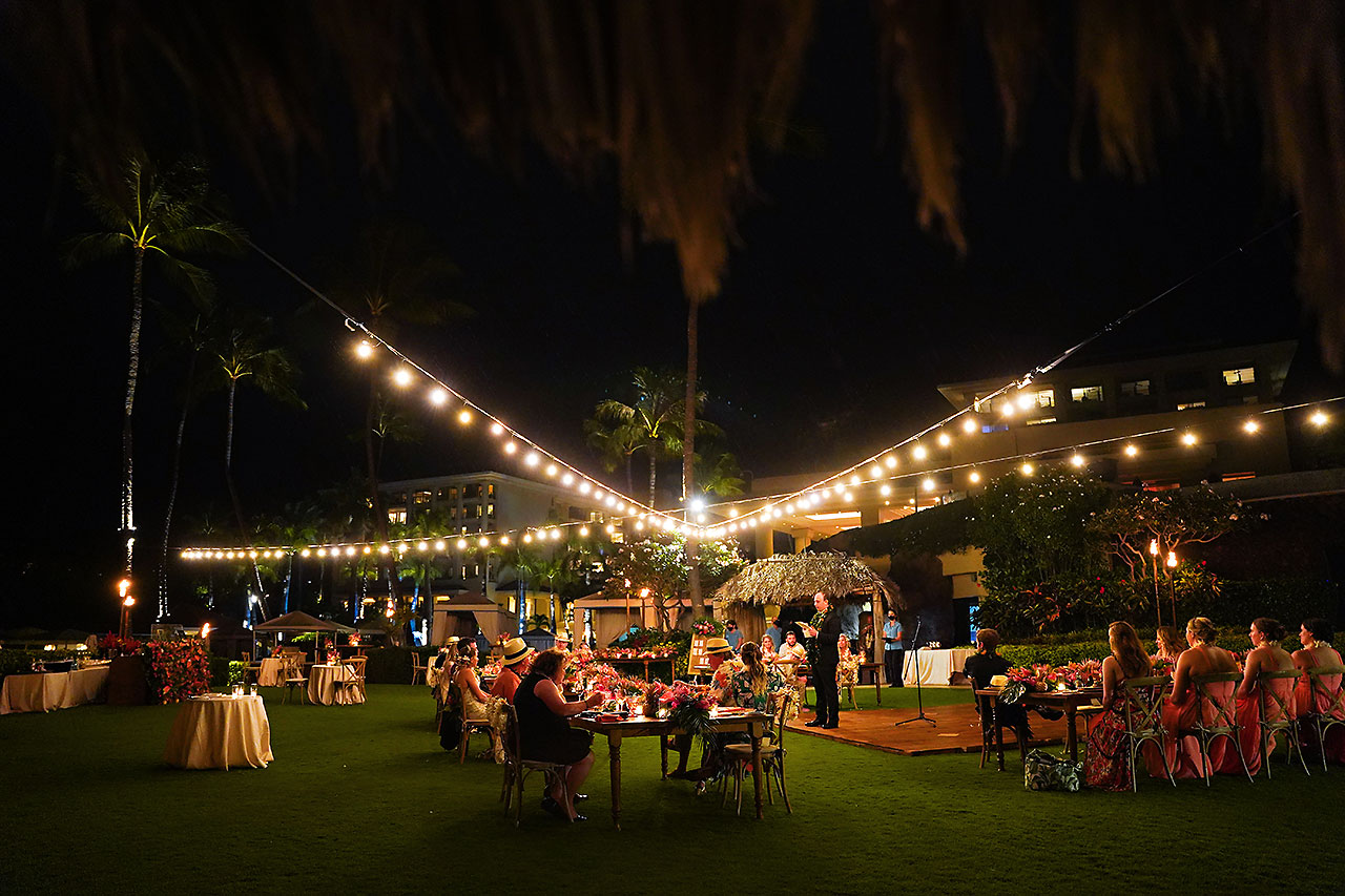 Kendra Pete Four Seasons Maui Wedding 309