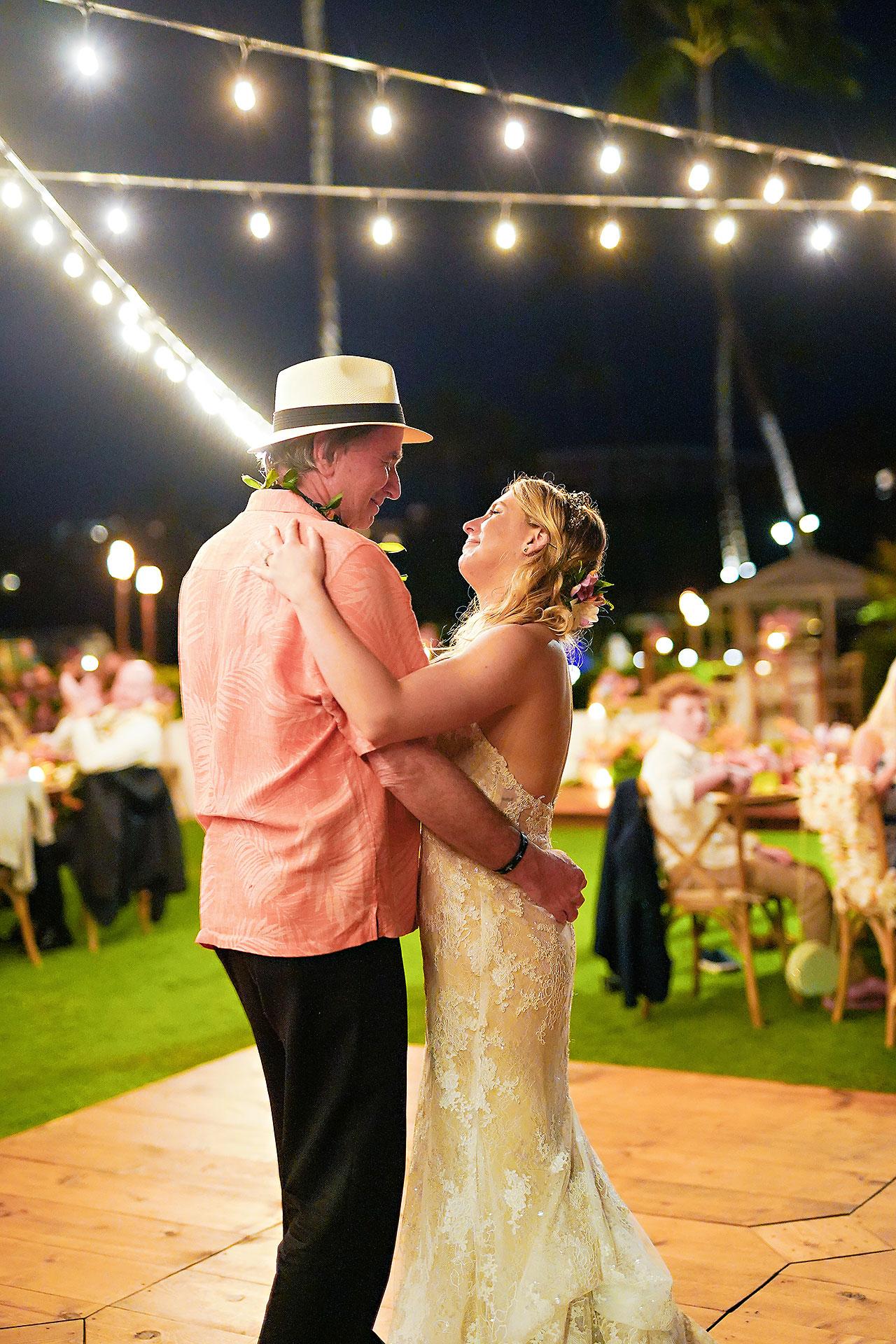 Kendra Pete Four Seasons Maui Wedding 298