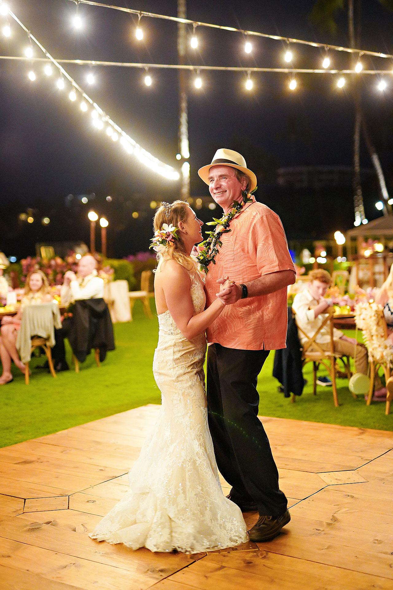 Kendra Pete Four Seasons Maui Wedding 296