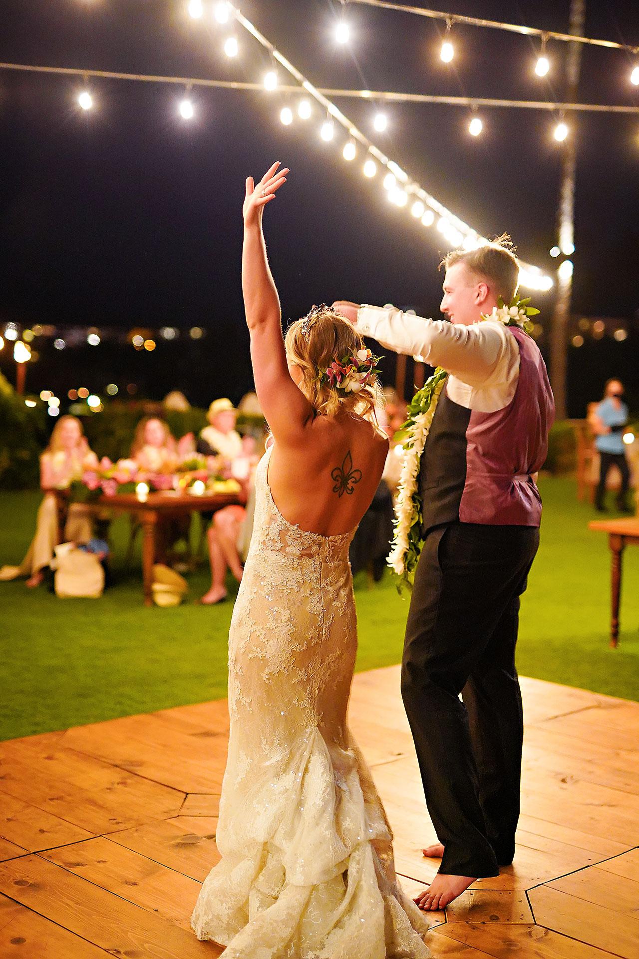 Kendra Pete Four Seasons Maui Wedding 294