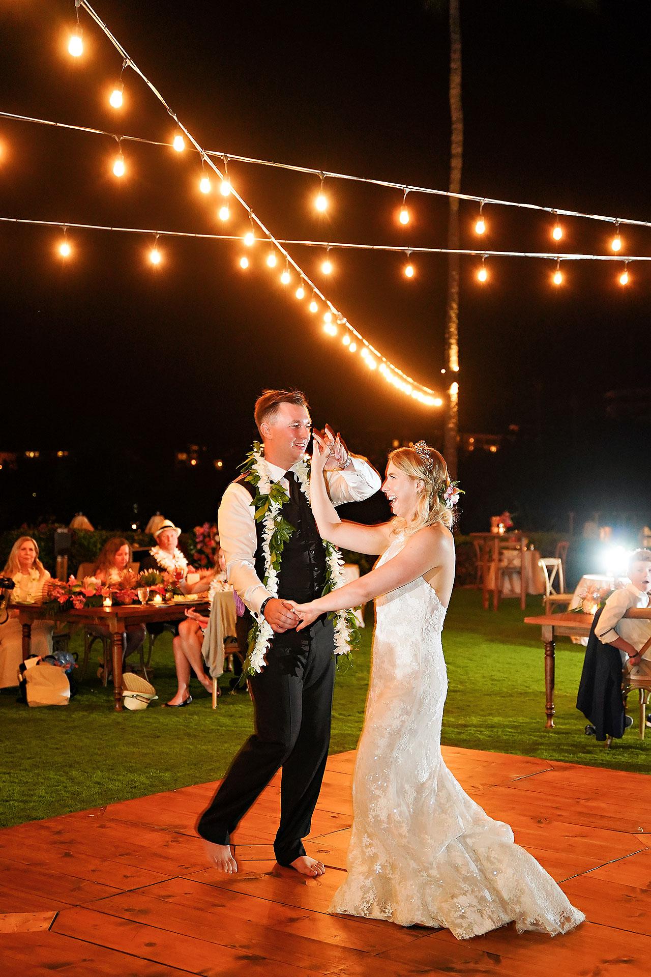 Kendra Pete Four Seasons Maui Wedding 291
