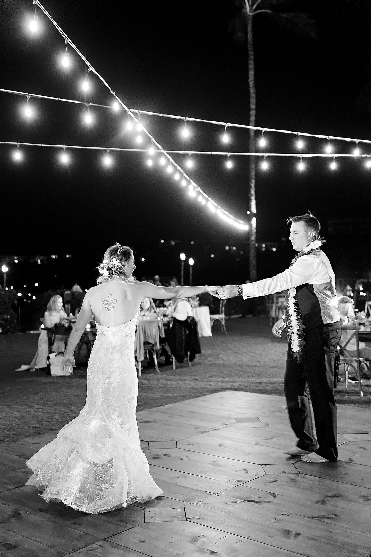 Kendra Pete Four Seasons Maui Wedding 292