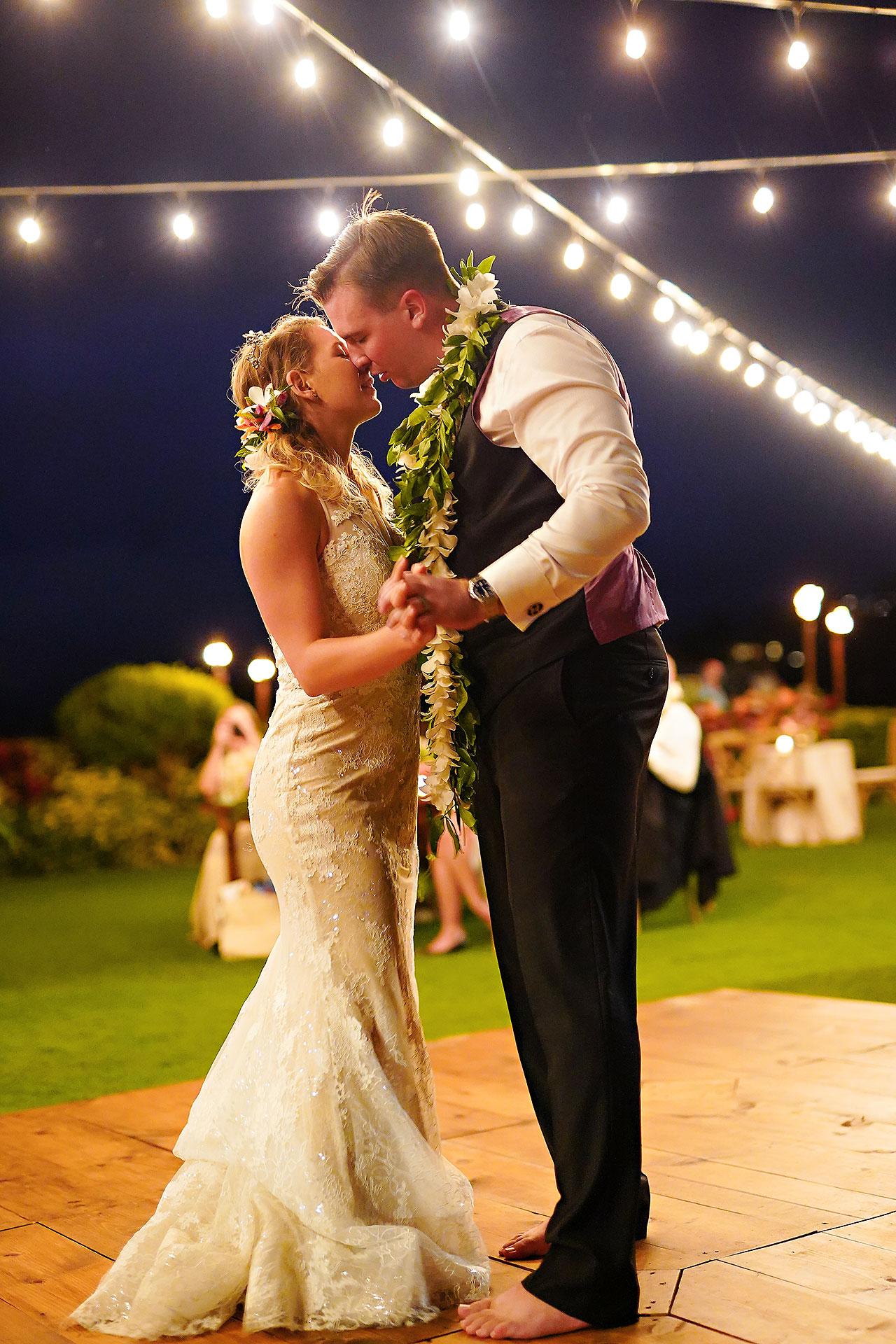 Kendra Pete Four Seasons Maui Wedding 290
