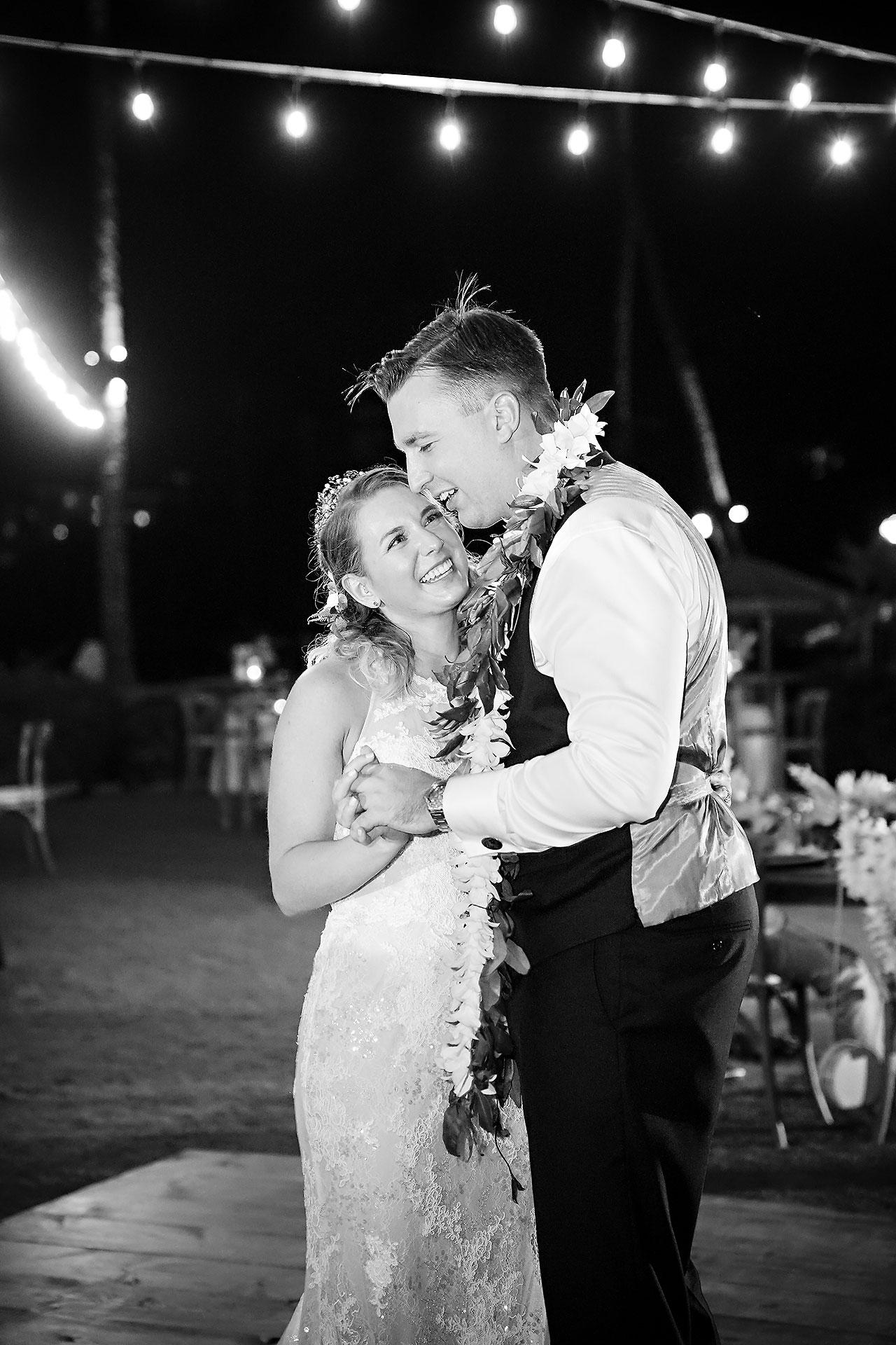 Kendra Pete Four Seasons Maui Wedding 286