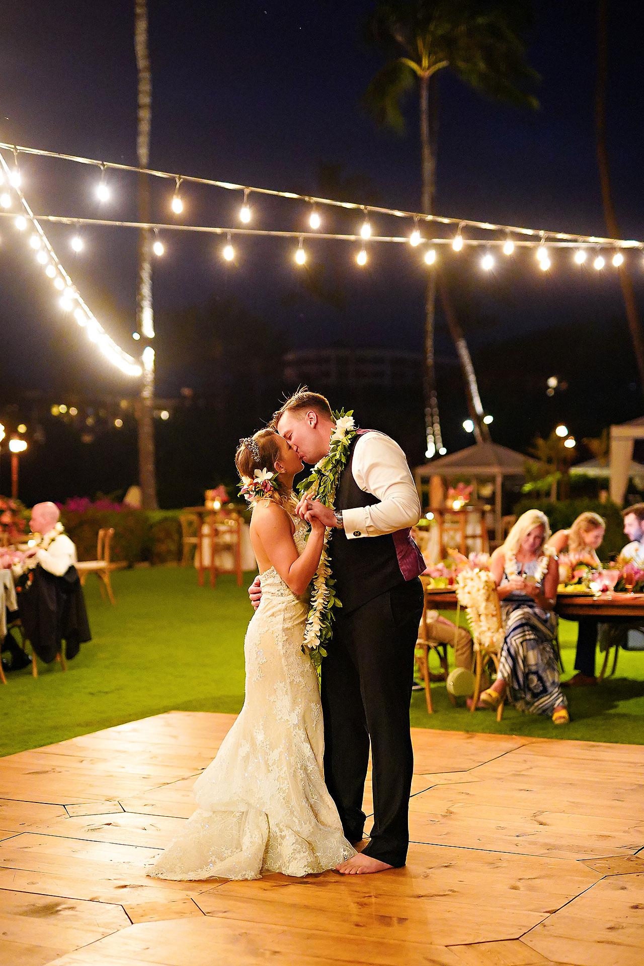 Kendra Pete Four Seasons Maui Wedding 287