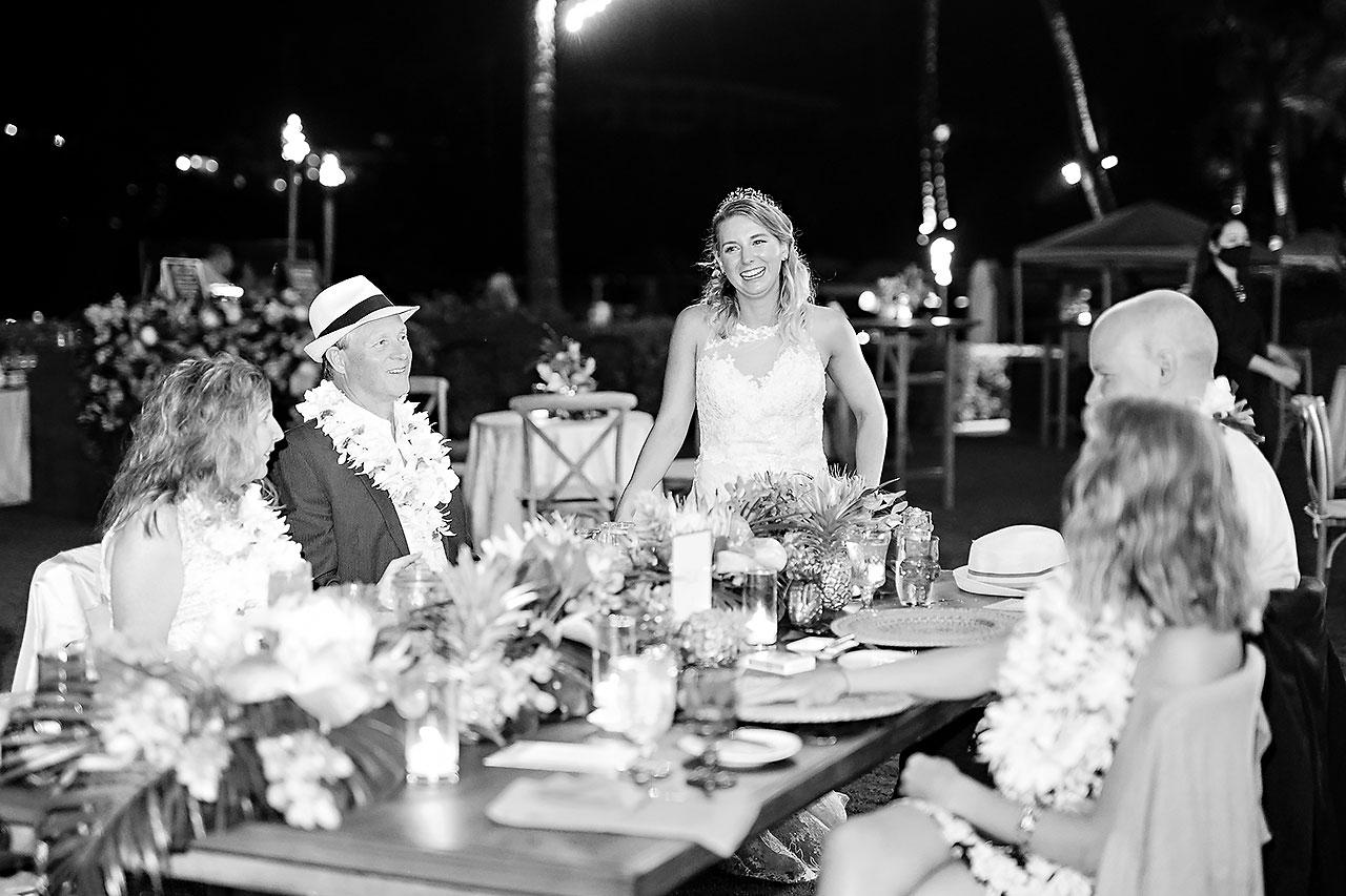 Kendra Pete Four Seasons Maui Wedding 281