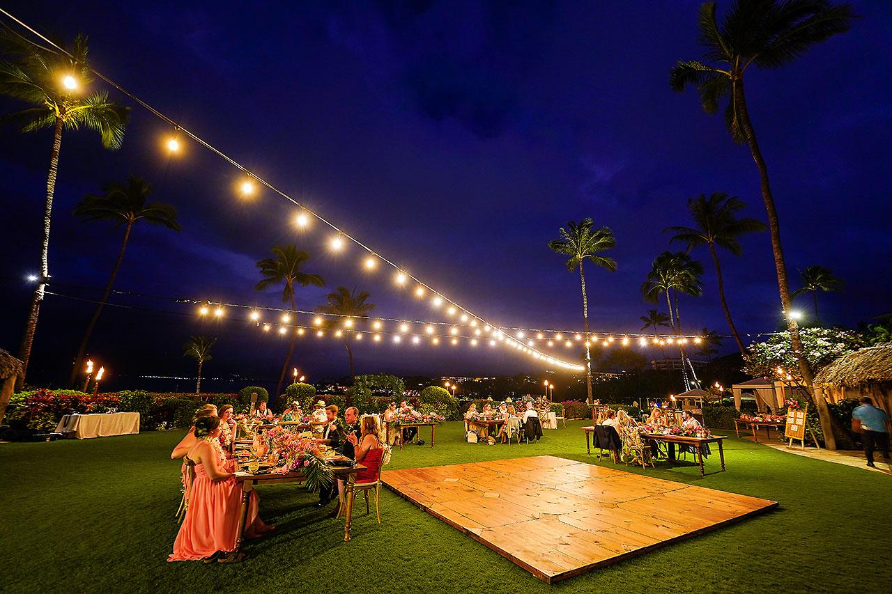 Kendra Pete Four Seasons Maui Wedding 282