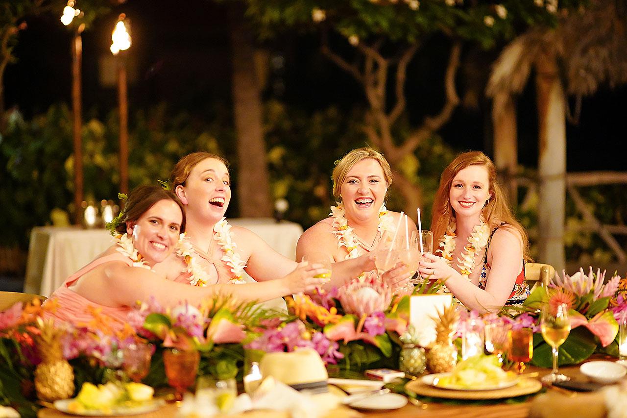 Kendra Pete Four Seasons Maui Wedding 279
