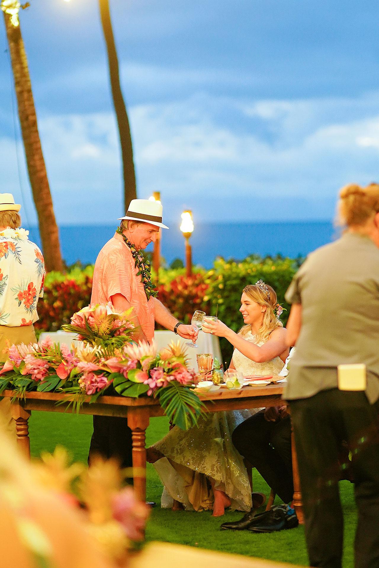 Kendra Pete Four Seasons Maui Wedding 272