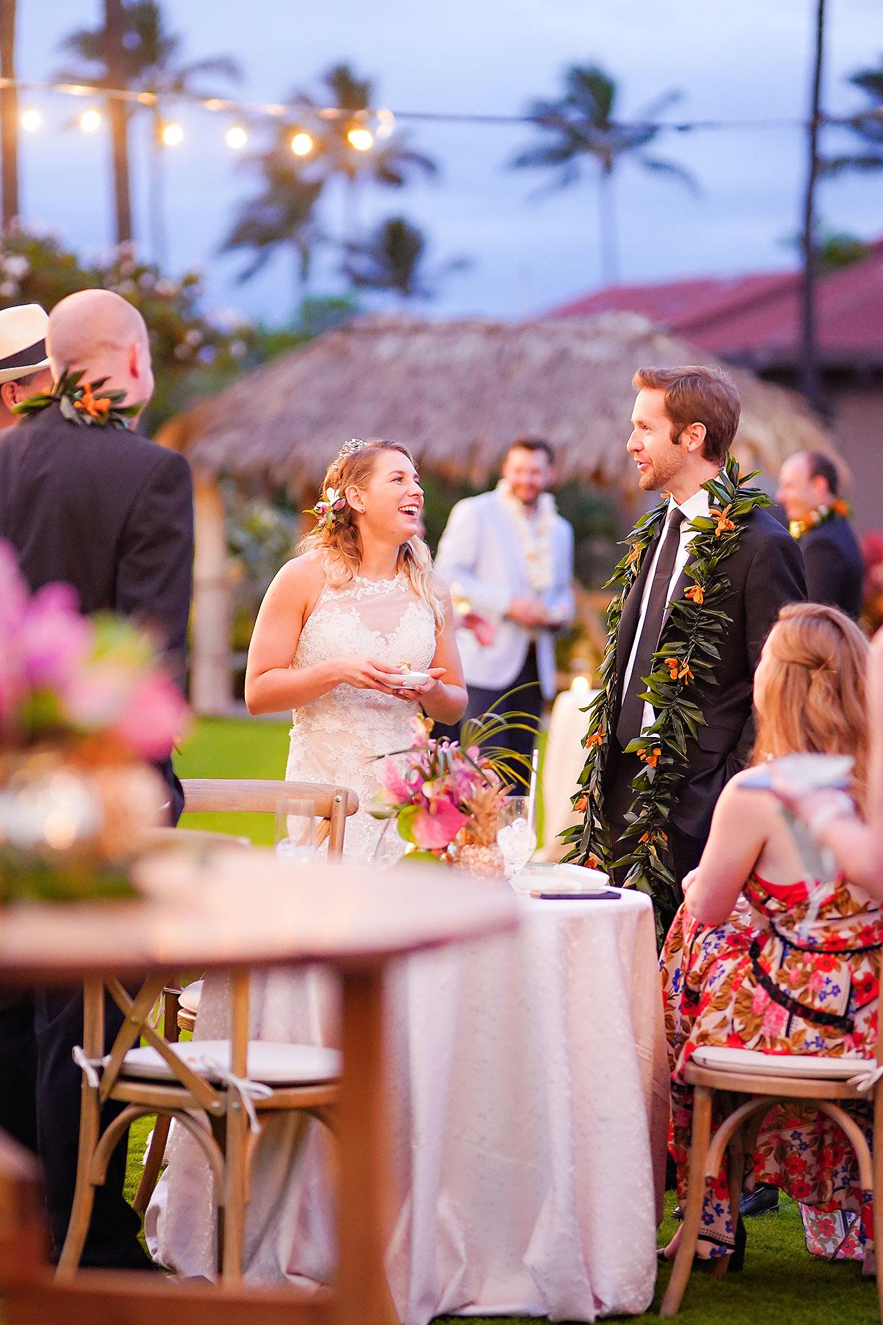 Kendra Pete Four Seasons Maui Wedding 268