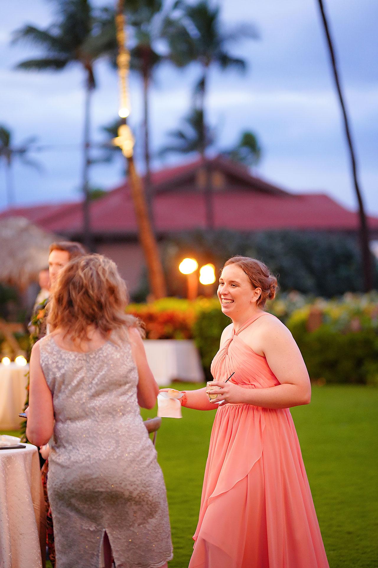 Kendra Pete Four Seasons Maui Wedding 266