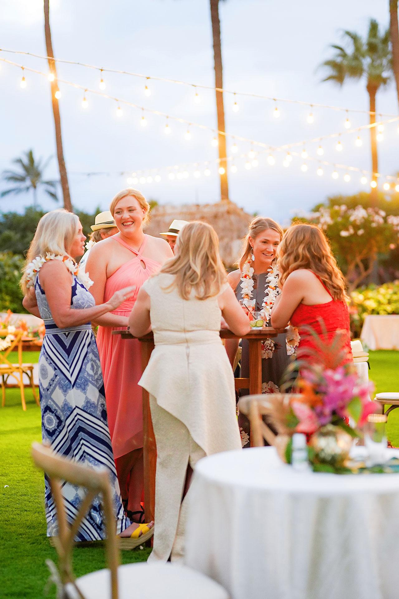Kendra Pete Four Seasons Maui Wedding 267