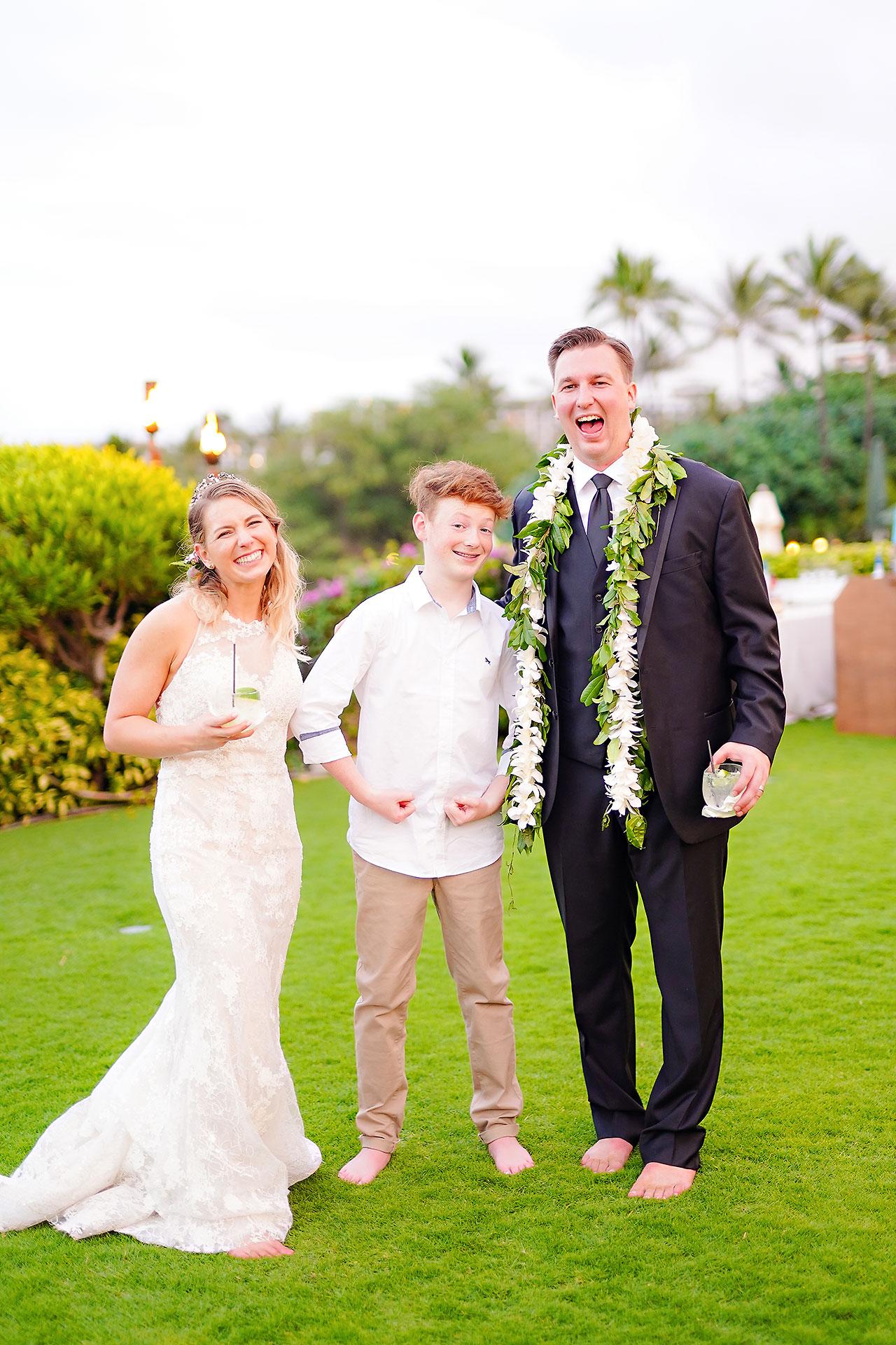 Kendra Pete Four Seasons Maui Wedding 265