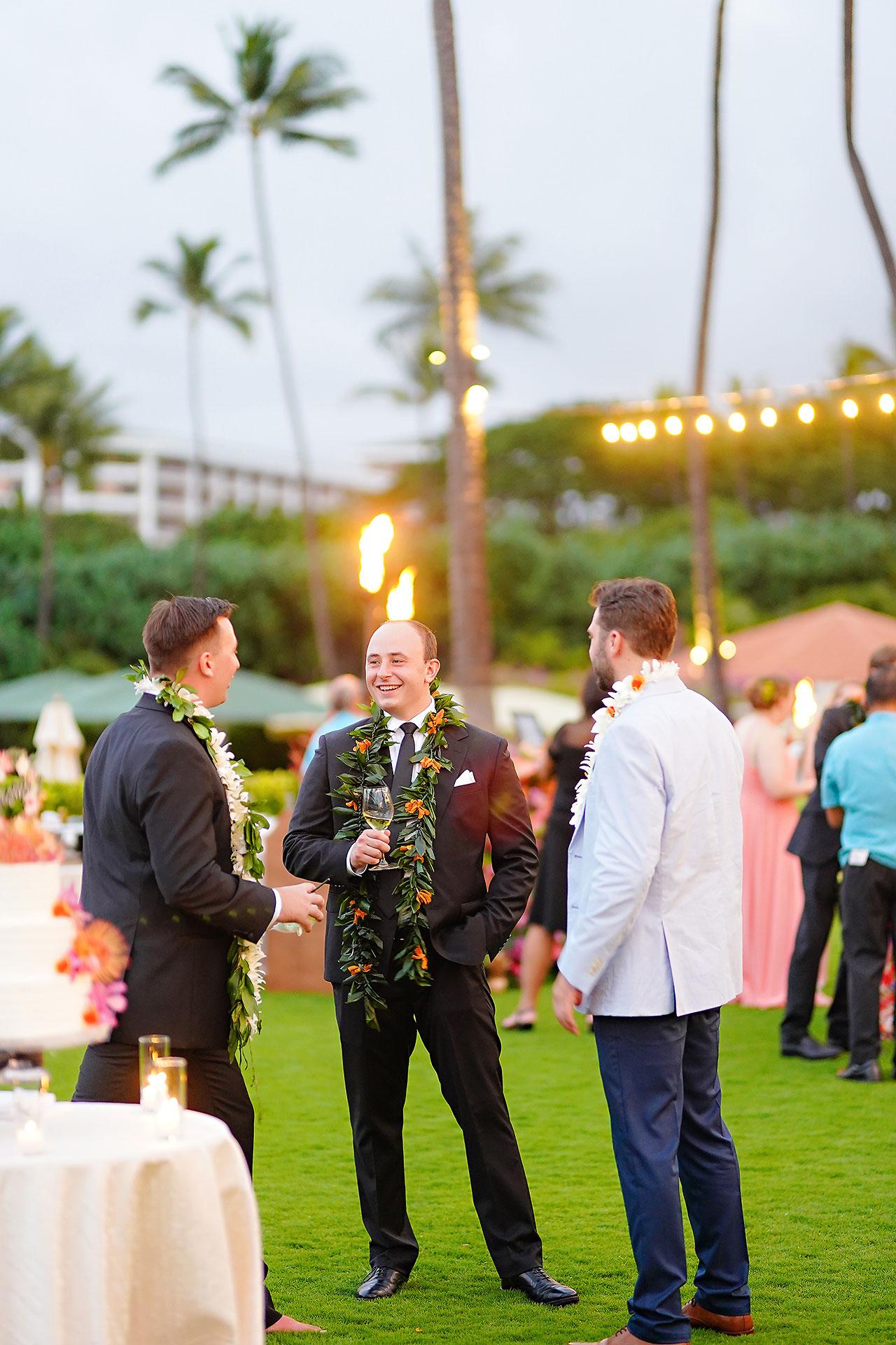 Kendra Pete Four Seasons Maui Wedding 264