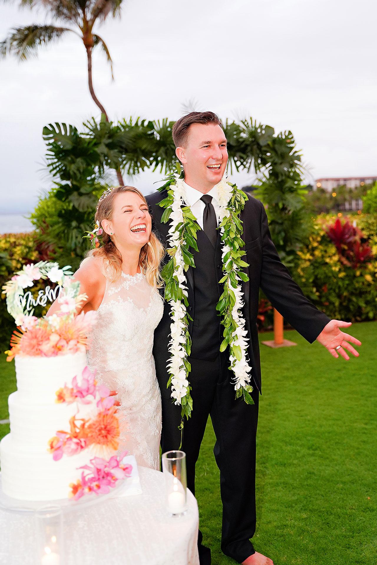 Kendra Pete Four Seasons Maui Wedding 262