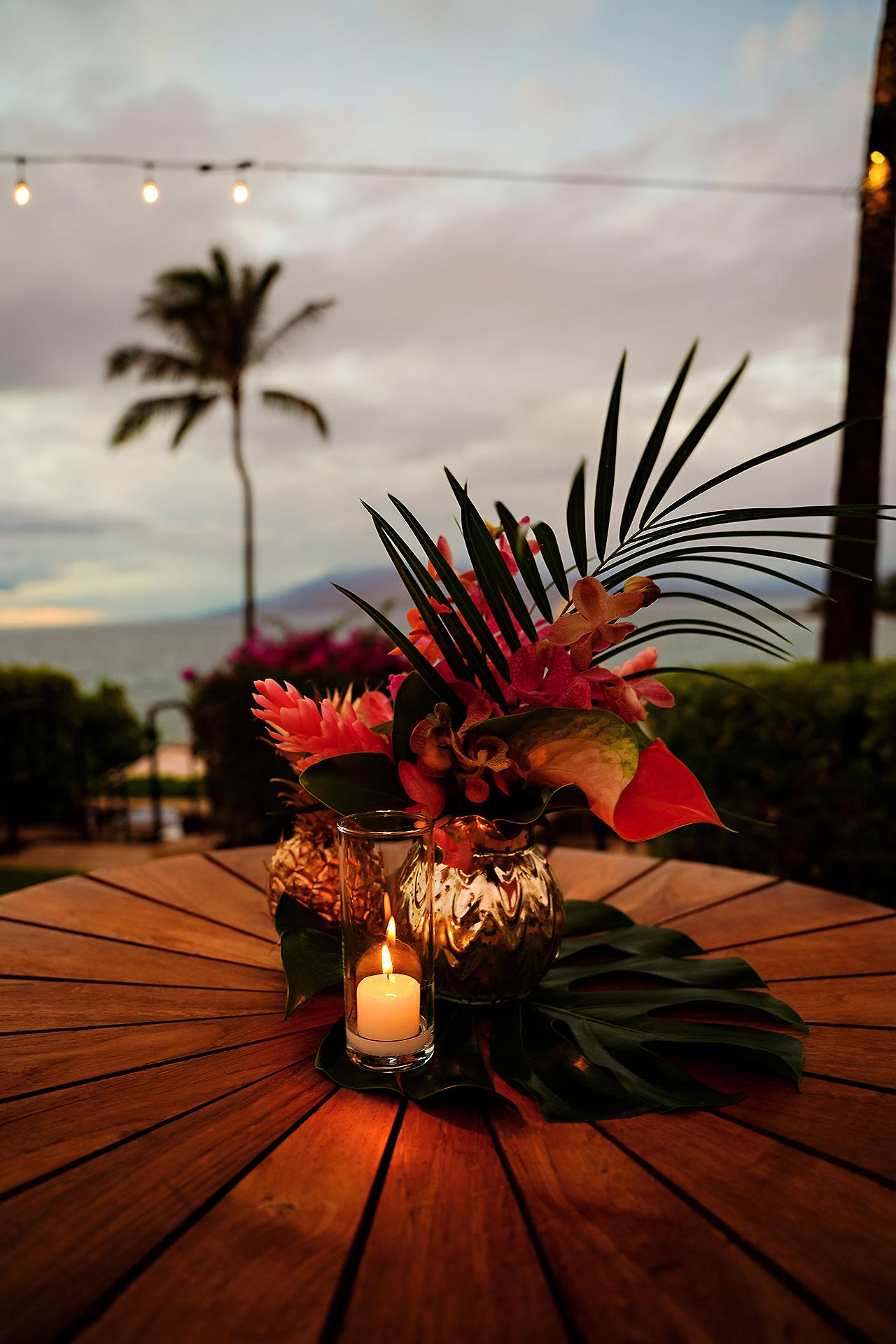 Kendra Pete Four Seasons Maui Wedding 259