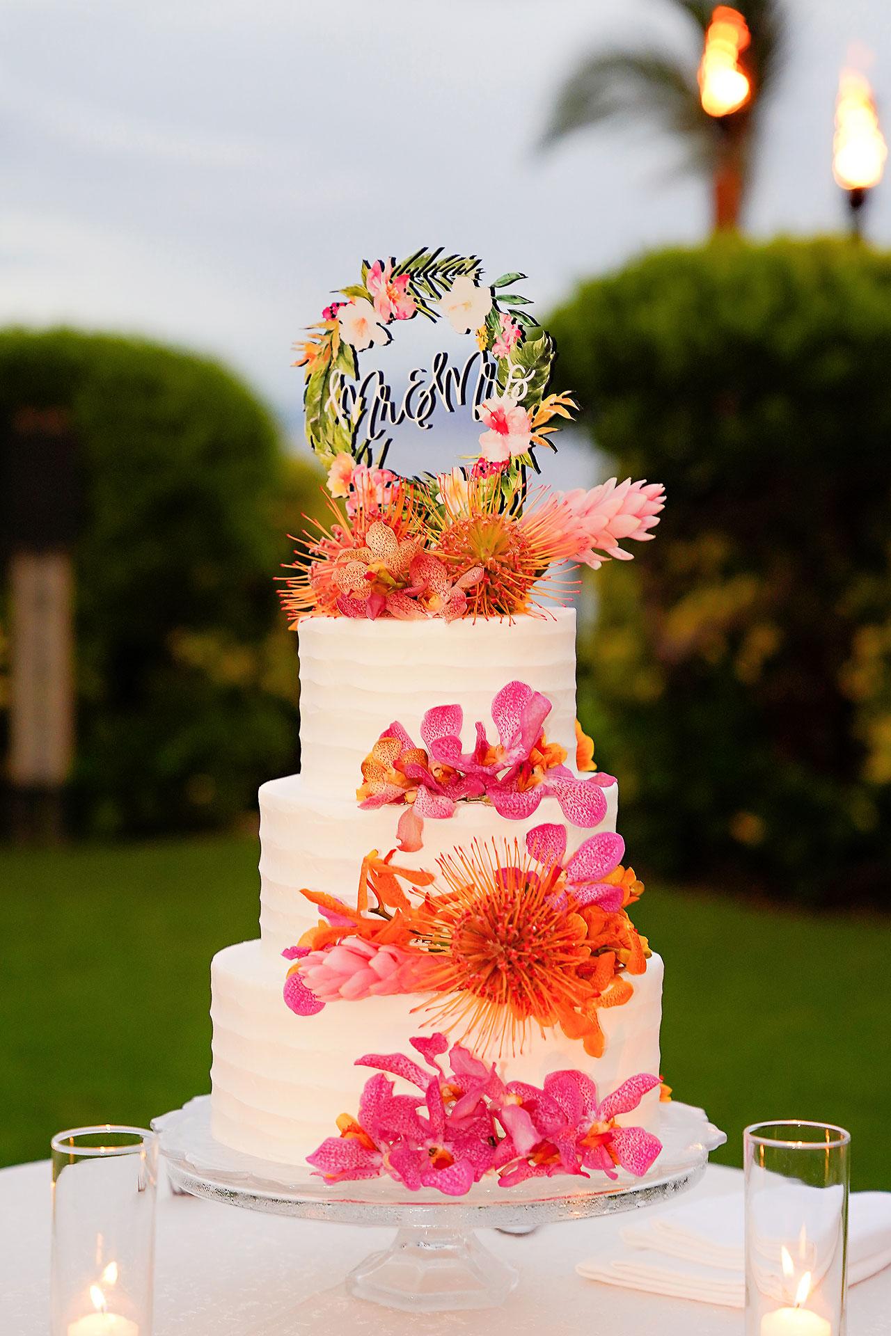 Kendra Pete Four Seasons Maui Wedding 258