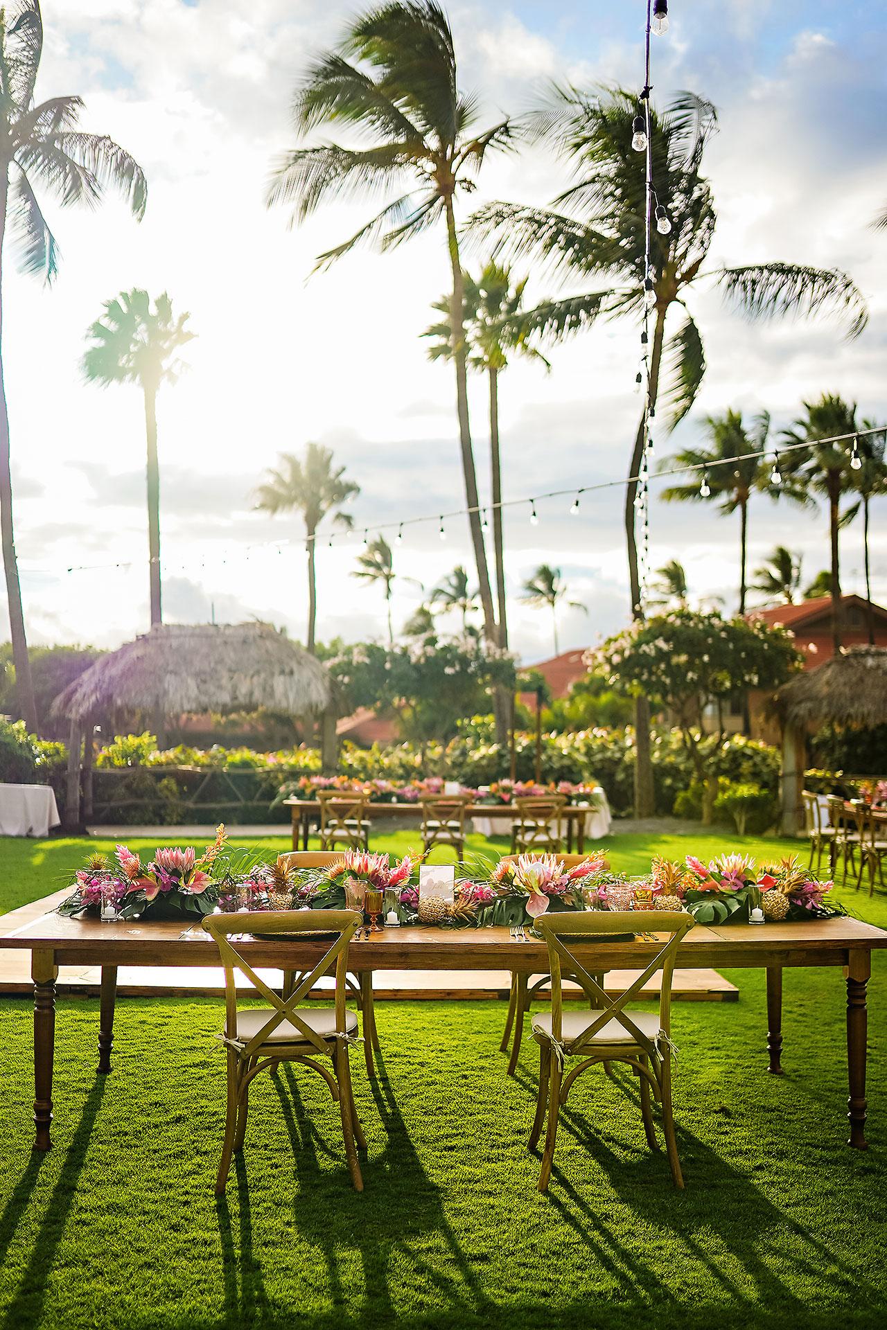 Kendra Pete Four Seasons Maui Wedding 255