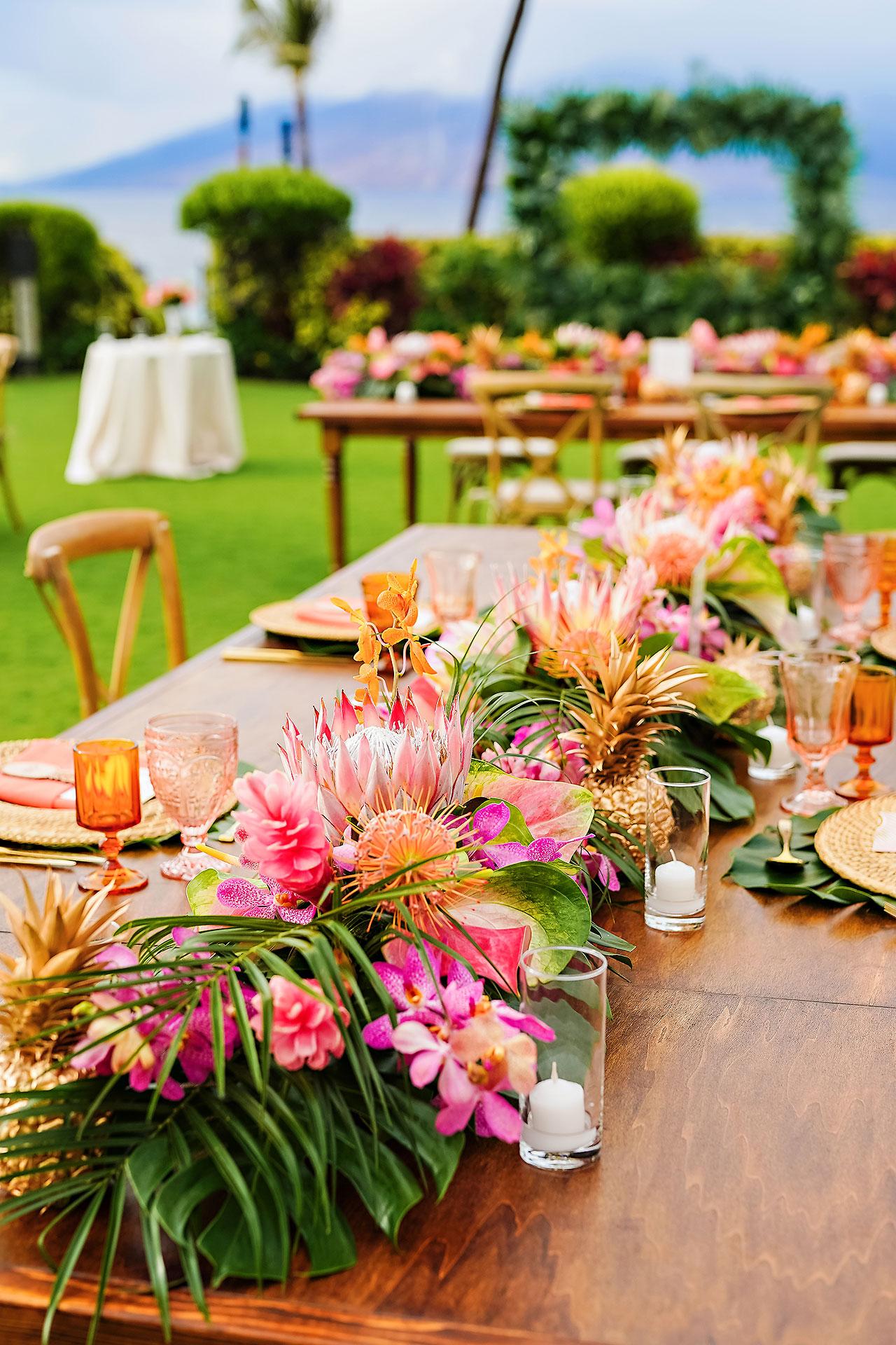 Kendra Pete Four Seasons Maui Wedding 248