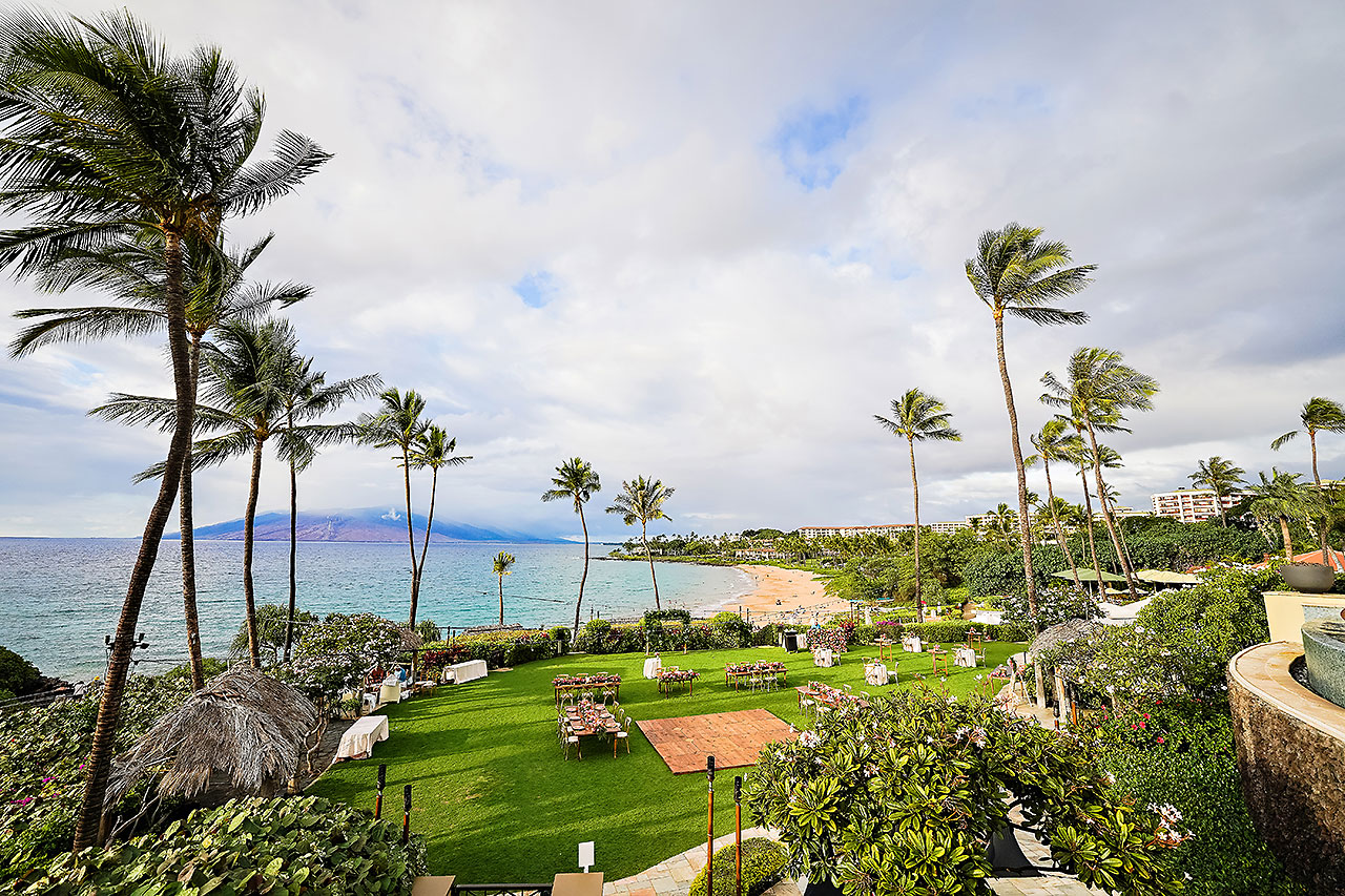 Kendra Pete Four Seasons Maui Wedding 238