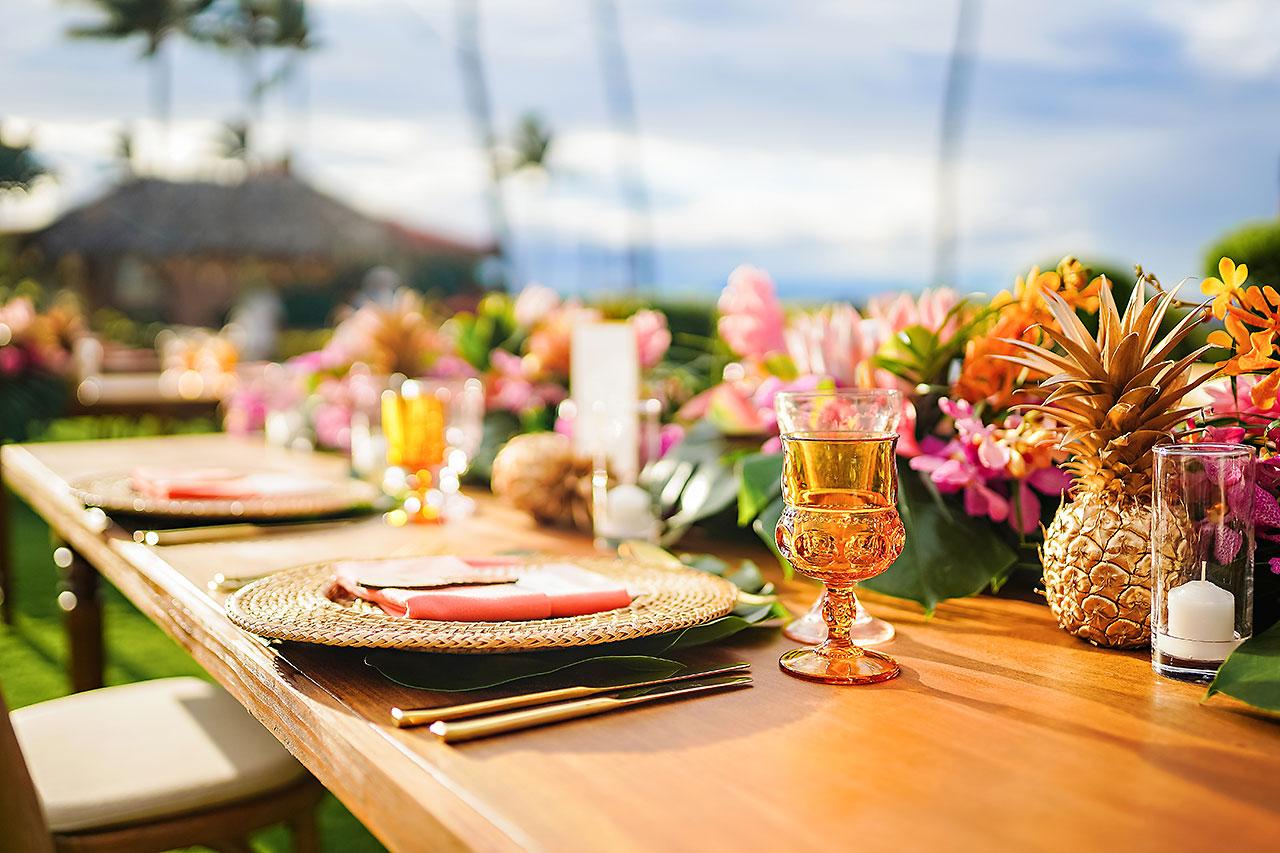 Kendra Pete Four Seasons Maui Wedding 237